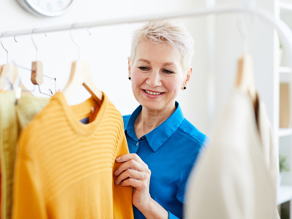 Shopping second hand is a great technique to save money