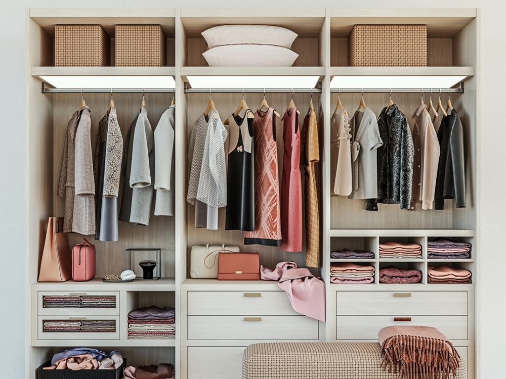 Keeping your wardrobe organised even after Second Hand September